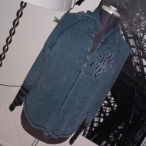 Harley Davidson hooded sweatshirt